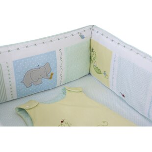 Affordable Sweet Pea Baby Crib Bedding Set (Set of 3) By The Little Acorn