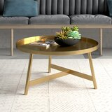Northgate Coffee Table with Tray Top by Mercer41
