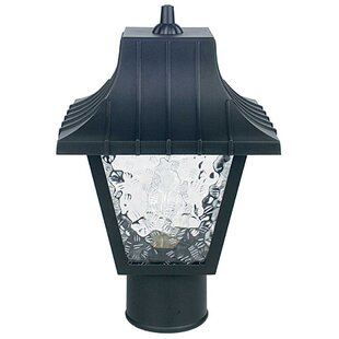 Affordable Glass Outdoor 1-Light Lantern Head By Sunset Lighting