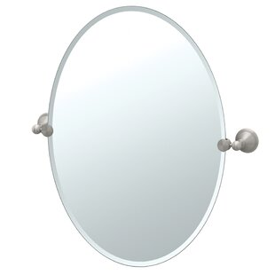 Shopping for Laurel Avenue Tilting Bathroom/Vanity Mirror By Gatco