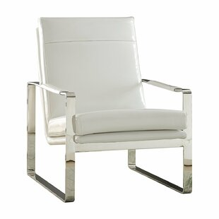 Vegamwala Contemporary Sleek Comfort Armchair by Orren Ellis