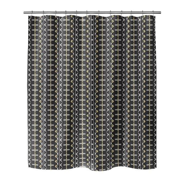 Jayda Shower Curtain by Ivy Bronx