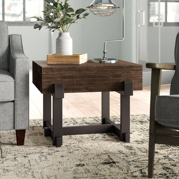 Carmela End Table by Trent Austin Design