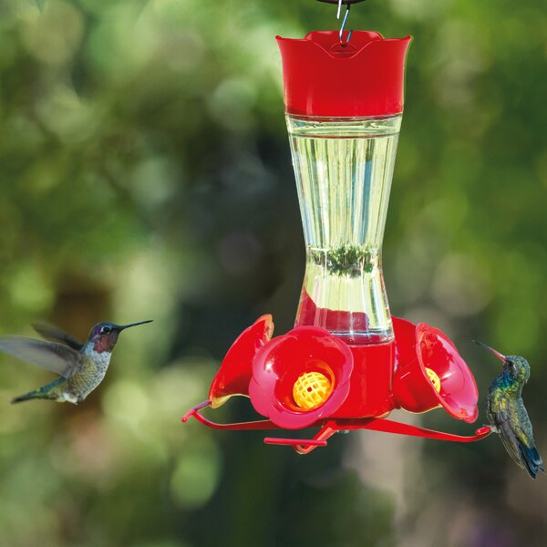 Pinch-Waist Hummingbird Feeder by Perky Pet