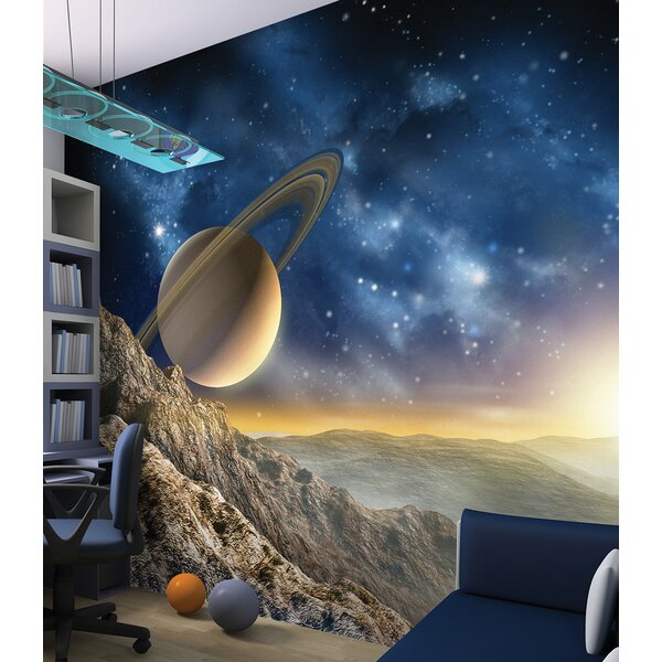 Galaxy Wall Mural by Brewster Home Fashions