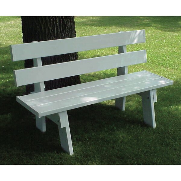 Adrianna Vinyl Park Bench by Freeport Park