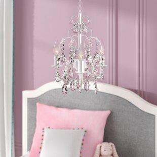 Chandeliers ~ Girls Bedroom Chandelier Room Nursery Black For Fake ...