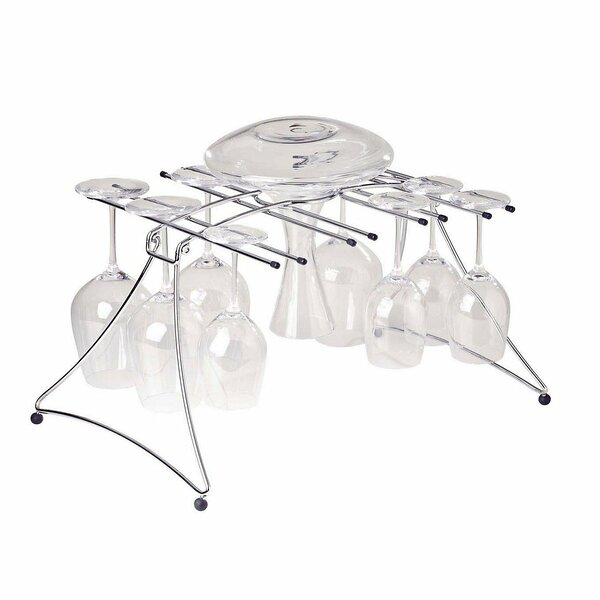 Tabletop Wine Glass Rack by Wine Enthusiast