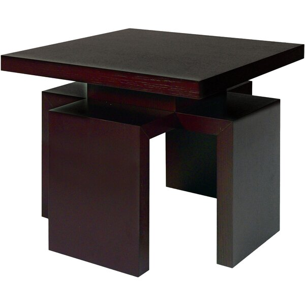 Sebring End Table by Allan Copley Designs