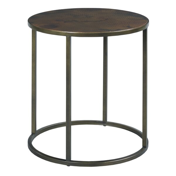 Swiney End Table by Williston Forge