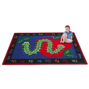 Buy clear Learn with Inchworm Kids Rug ByKid Carpet