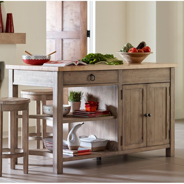 Monteverdi Kitchen Island by Rachael Ray Home
