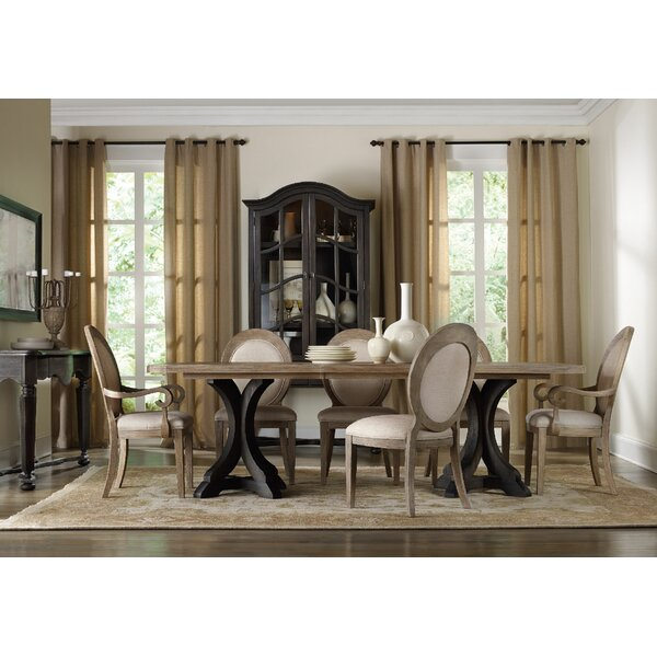 #1 Corsica 7 Piece Dining Set By Hooker Furniture Discount