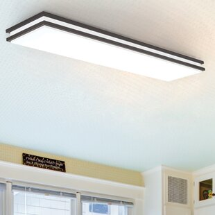 Low priced Saturn LED Flush Mount By Lithonia Lighting