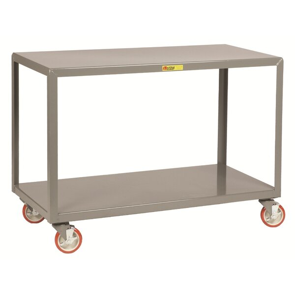 24 x 48 2-Shelf Utility Cart by Little Giant USA