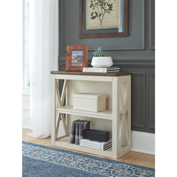 Ulrich Standard Bookcase by August Grove