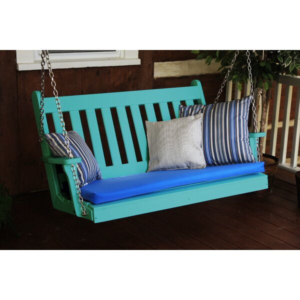 Nettie Porch Swing by Red Barrel Studio