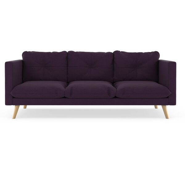 Covell Cross Weave Sofa by Corrigan Studio