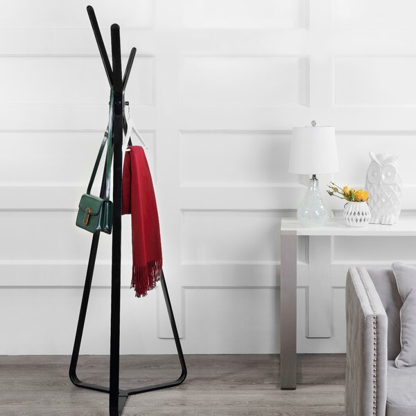 Aghalislone Coat Rack by Ivy Bronx