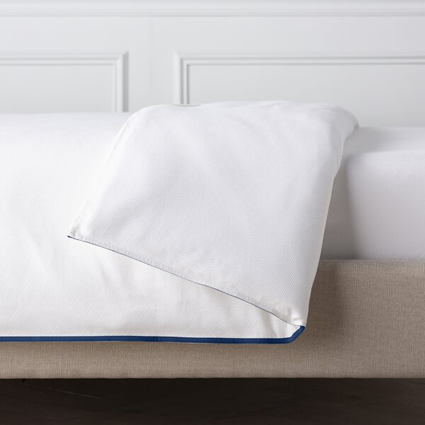 Pique Single Duvet