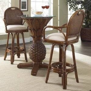 Bay Point 3 Piece Pub Table Set by Bay Isle Home