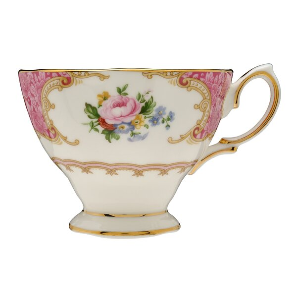 Lady Carlyle Teacup by Royal Albert