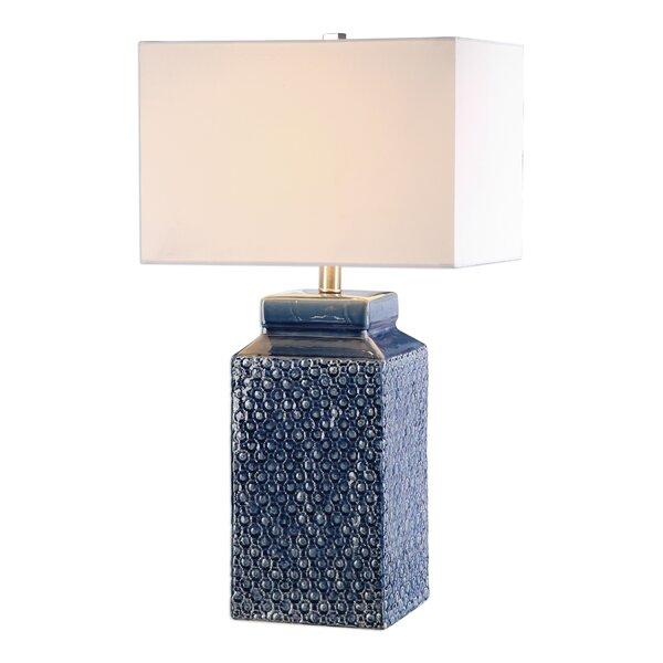 Trek 26.75 Table Lamp by World Menagerie