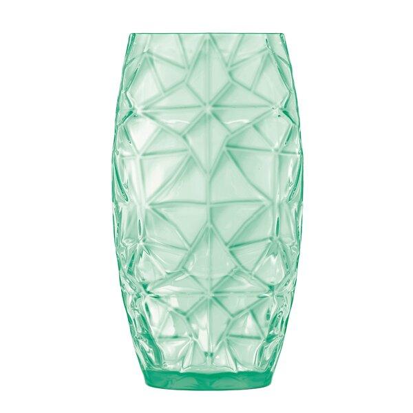 Prezioso 20 oz. Crystal Every Day Glass (Set of 4) by Luigi Bormioli