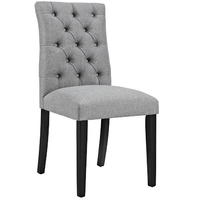 Wondrous Charlton Home Arcade Duchess Upholstered Dining Chair Color Andrewgaddart Wooden Chair Designs For Living Room Andrewgaddartcom
