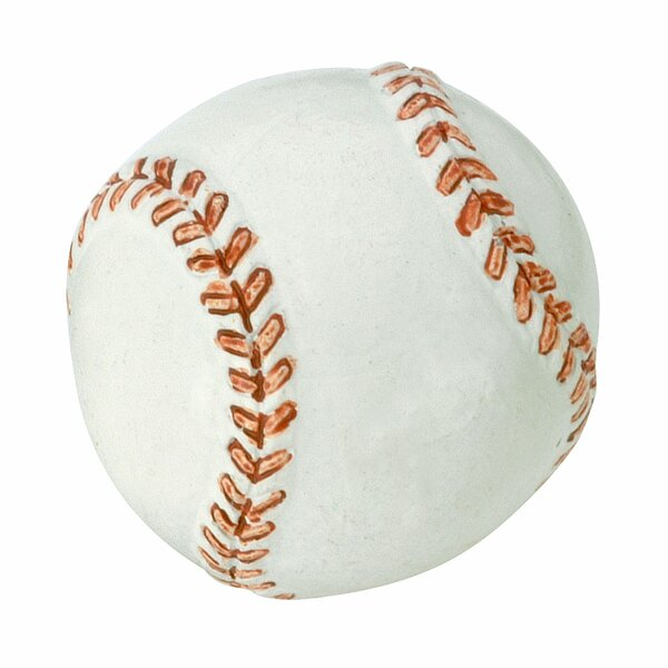 Baseball Novelty Knob by Richelieu