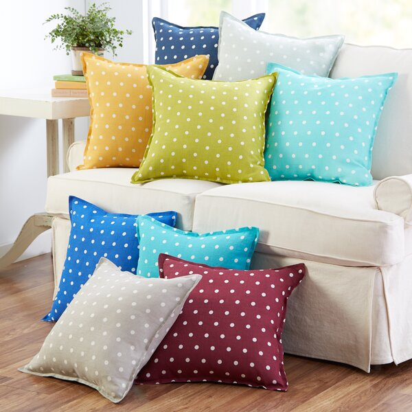 Shiloh Linen Pillow Cover by Birch Lane™