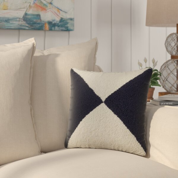 Ingraham Throw Pillow by Beachcrest Home