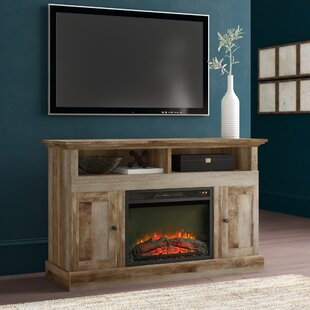 Ringgold TV Stand for TVs up to 60 with Electric Fireplace