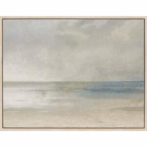 Pastel Seascape III Framed Wall Art by Paragon