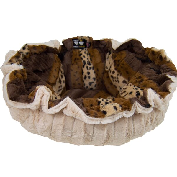 Cuddle Pod Wild Kingdom and Natural Beauty Boister by Bessie and Barnie
