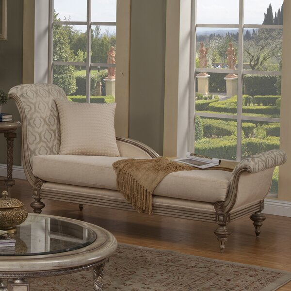 Cobos Chaise Lounge By Fleur De Lis Living
