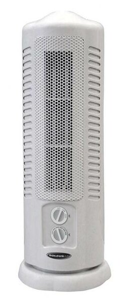 1,500 Watt Portable Electric Tower Heater by Soleus Air