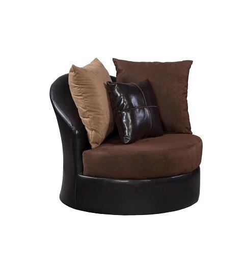 Inosemzew Barrel Chair by Orren Ellis Orren Ellis