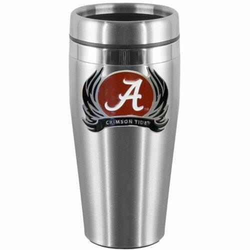 NCAA Travel Mug by Siskiyou Gifts