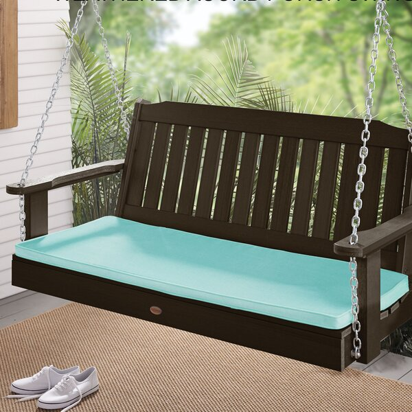 Indoor/Outdoor Sunbrella Bench Cushion by Canora Grey