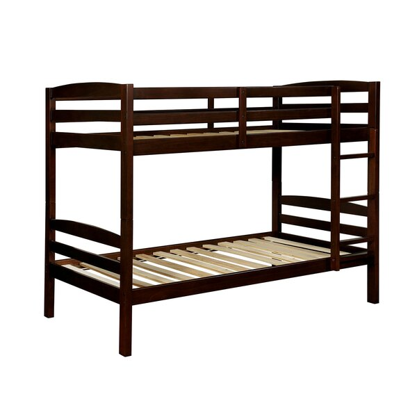 Brilliana Bunk Bed by Harriet Bee