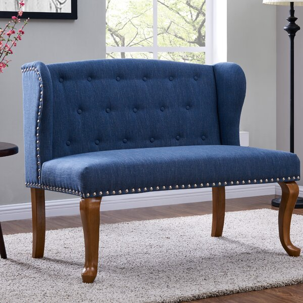 Alresford Chesterfield Loveseat by Charlton Home