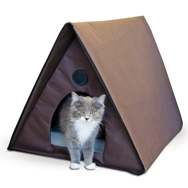 Outdoor Multiple Kitty House by K&H Manufacturing