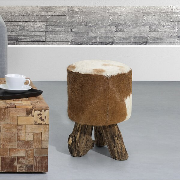Descoteaux Accent Stool by Loon Peak