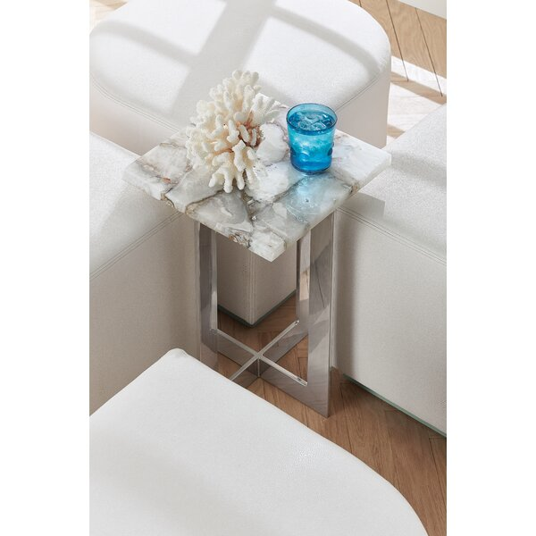The Four Corners End Table By Caracole Classic