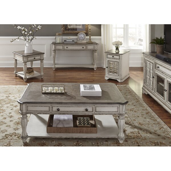 Tavant 4 Piece Coffee Table Set by One Allium Way
