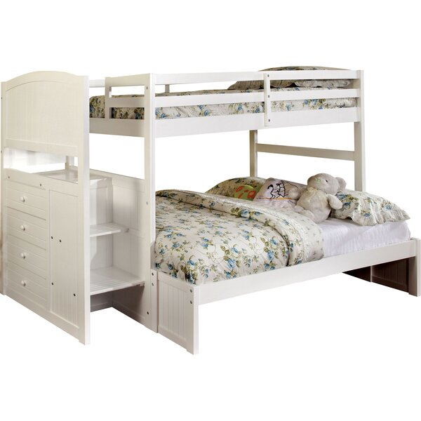 June Twin over Full Bunk Bed by Hokku Designs