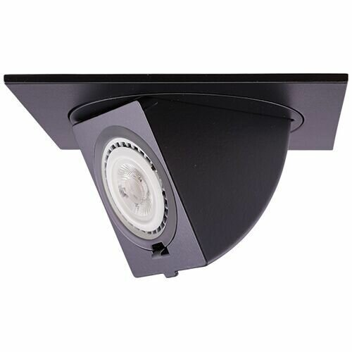 Square Pull Down 4 LED Recessed Trim by Elco Lighting