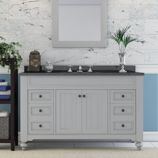Cabery 48 Single Bathroom Vanity Set with Faucet by Darby Home Co