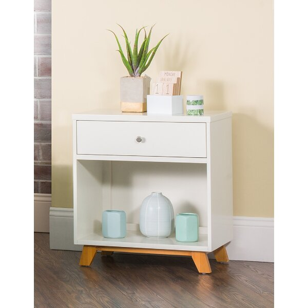 Kaiser Point 1 Drawer Nightstand by Mack & Milo Mack & Milo